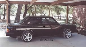 1984 volvo turbo