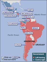 countries in latin america