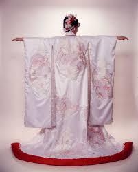 japanese wedding kimonos
