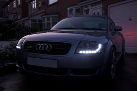 audi tt led lights