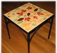 ceramic tile table tops