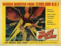 The Giant Claw Reviews