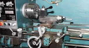 lathe machinist