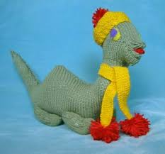 knitted toy pattern