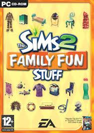 family fun stuff sims 2