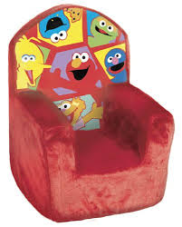 sesame street chairs