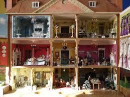 dolls house garden