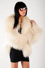 mongolian fur coat