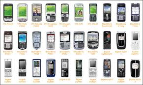 cell phones pic