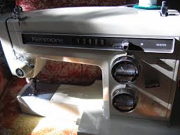 vintage kenmore sewing machines