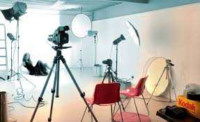commercial photo studio