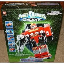 power rangers lost galaxy megazord
