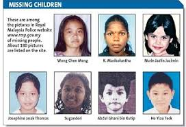 pictures of missing kids