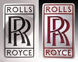 rolls royce emblems