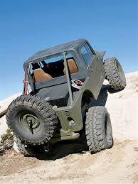 jeep scramblers