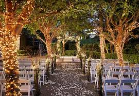 outdoor wedding packages
