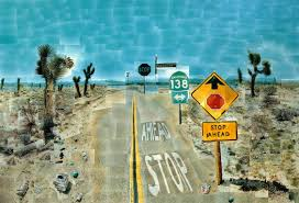 hockney collages