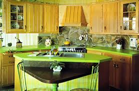 green kitchen pictures
