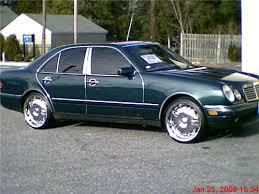 1998 mercedes e320