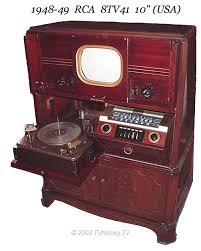 rca console tvs