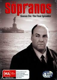 sopranos season six dvd