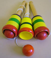 cup and ball games