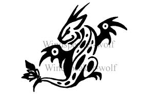 baby dragon tattoos