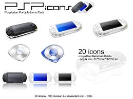 icons psp