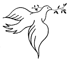 holy spirit dove clip art