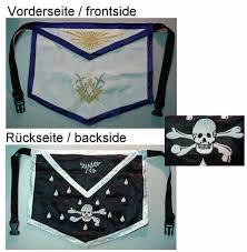 freemason apron