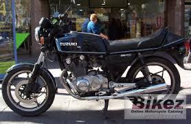 1981 suzuki gs 450