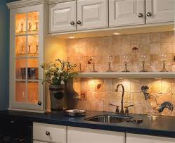 kitchen accent lighting
