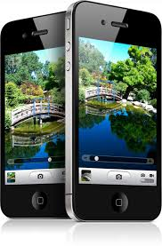 iphone camera options