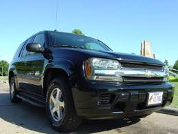 chevy trailblazer ls