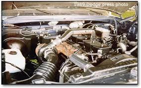 1989 dodge diesel