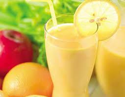 lemon smoothie
