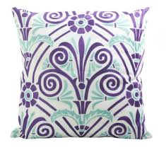 lilac pillows