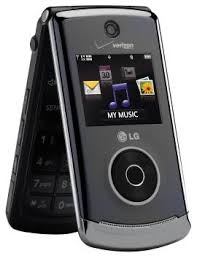 lg chocolate flip phone