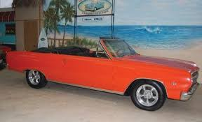 1965 chevelle convertible