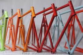 chromoly bike