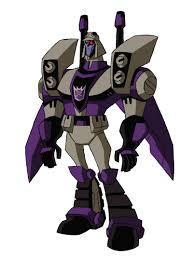 transformers animated decepticon