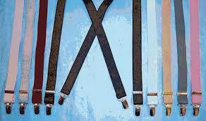 elastic suspender