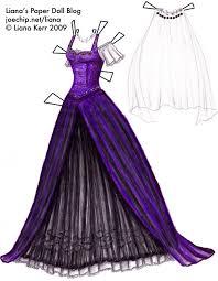 black parade dress