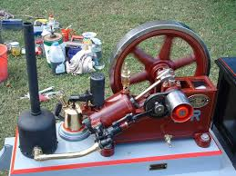 kerosene engine