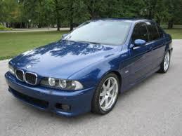bmw 2002 m5