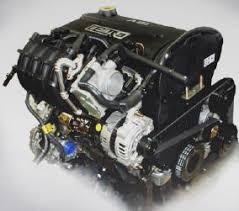 chevy aveo engine