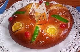3 kings cake