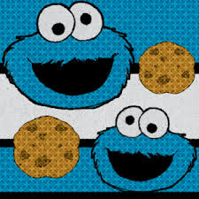 cookie monster graphics