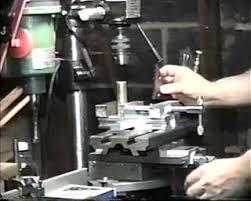 drill press milling