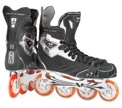 inline roller hockey